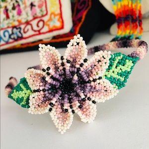 Huichol Handmade Diadem / Headpiece
